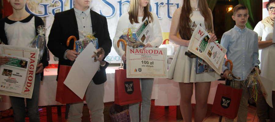 Laureaci poprzedniego plebiscytu na najpopularniejszych sportowców Bartoszyc