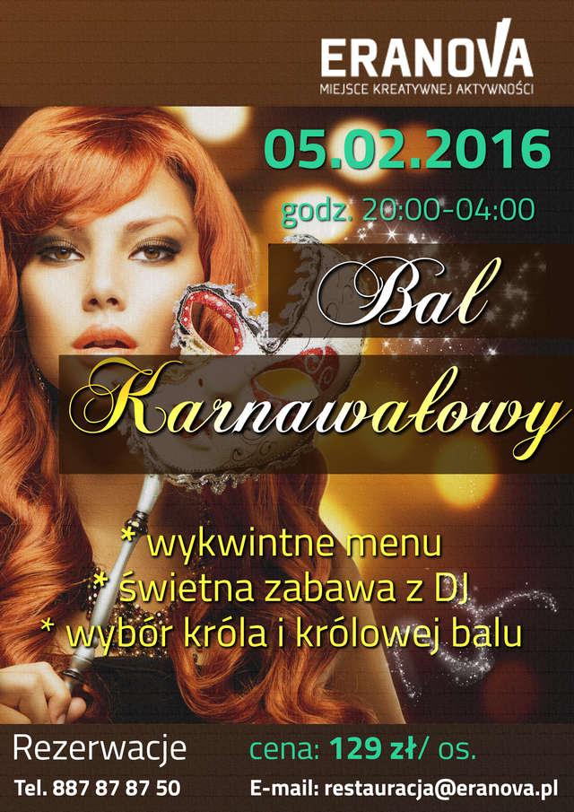 Bal Karnawałowy w Eranova - full image