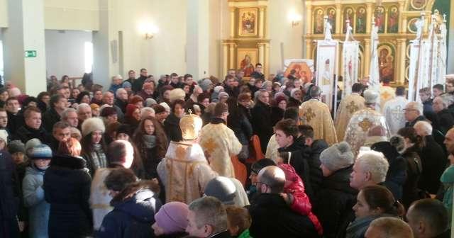 Rok Miłosierdzia pod opieką ukraińskiej ikony - full image