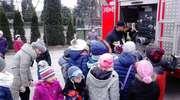 Strażacy z Krzewska odwiedzili dzieci ze szkoły w Żurawcu [zdjęcia]