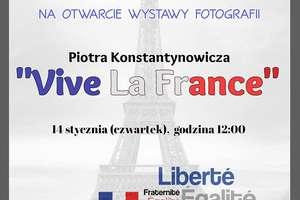 Wystawa Vive La France