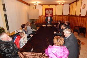 Spotkania wójta z mieszkańcami gminy Banie Mazurskie