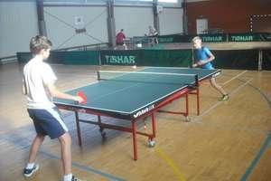 Ping pong w hali, czyli WOŚP na sportowo