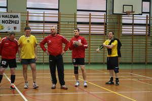 Turniej piłki ręcznej w Gołdapi