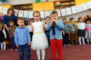 Święto Babci i Dziadka w Przedszkolu Nr 4 w Nidzicy