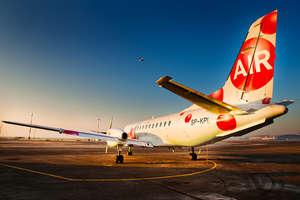 Odleciał ostatni SprintAir do Berlina. Co dalej z lotniskiem Olsztyn-Mazury?