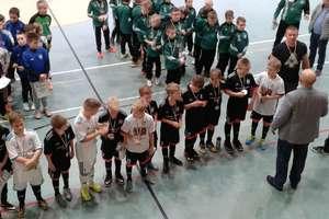 Młodzi piłkarze z Jedynki na podium w Ciechanowie