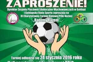 Niezwykły turniej piłki nożnej w Gołdapi!