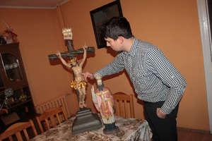 Zabytkowe rzeźby z Warmian wróciły po konserwacji