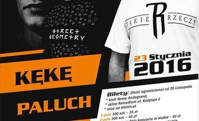 Hip Hop Raport Tour w Andergrancie