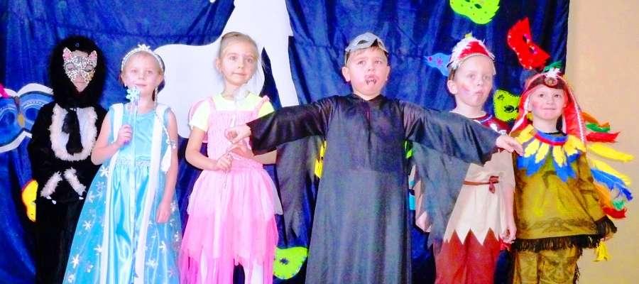 W szkole pojawiły się księżniczki, wróżki, rycerze i przeróżne cudaki, a także inne postacie ze świata fantasy