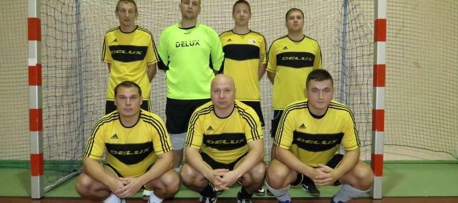 Delux jest o krok od zdobycia szóstego, a trzeciego z rzędu mistrzostwa powiatu w futsalu