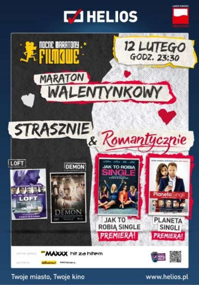 Maraton Walentynkowy w kinie Helios. Złap bilet! - full image