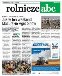 Rolnicze ABC - luty 2016