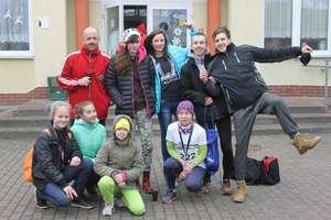 Reprezentanci Braniewa na podium Zimowego Grand Prix Sztumu