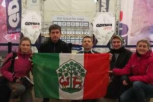 Braniewianie pobiegli w Gdyni