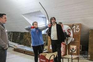 Z okazji urodzin Bartoszyc strzelali z łuku i karabinu