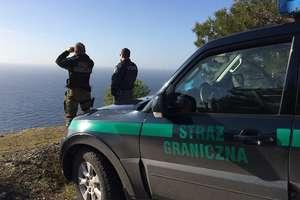 Strażnicy graniczni z Warmii i Mazur walczyli z nielegalną migracją w Grecji