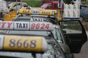 Taksówkarze z Olsztyna nie muszą mieć identyfikatorów i cenników