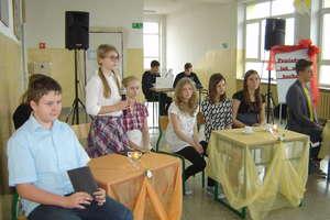 Walentynki w Gimnazjum w Dubeninkach
