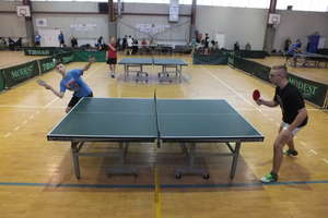 W marcu początek czwartej edycji Grand Prix w tenisie stołowym