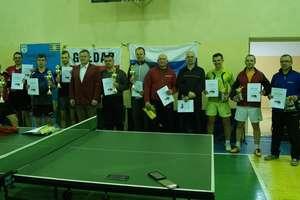 IV Turniej Tenisa Stołowego o Puchar Starosty Gołdapskiego
