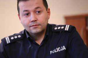 Nowy komendant: Przyjrzę się pracy policjantów
