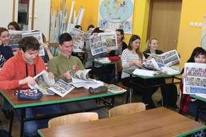 Studniówkowa niespodzianka dla maturzystów z Zespołu Szkół w Lubawie
