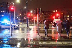 46-latka z Iławy potrącona na przejściu dla pieszych na ul. Ostródzkiej