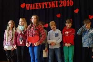 Walentynki w Zespole Szkół w Judzikach