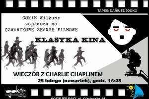 Charlie Chaplin w roli głównej