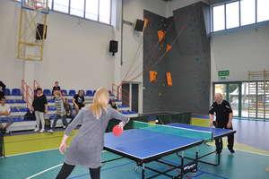 Poznaliśmy zwycięzców gminnego turnieju tenisa stołowego