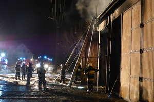 Tydzień straży pożarnej: 5 osób w szpitalu w wyniku niebezpiecznego wypadku
