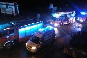 Aktywny tydzień mrągowskich strażaków
