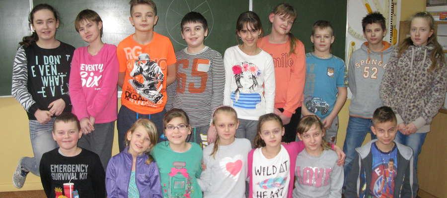 Zespół redakcyjny szkolnego Kurierka