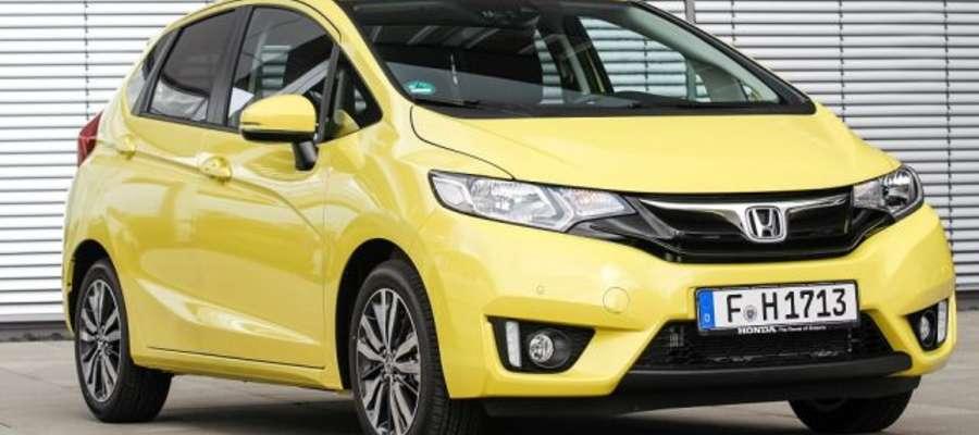 Honda produkuje najbezpieczniejszego malucha