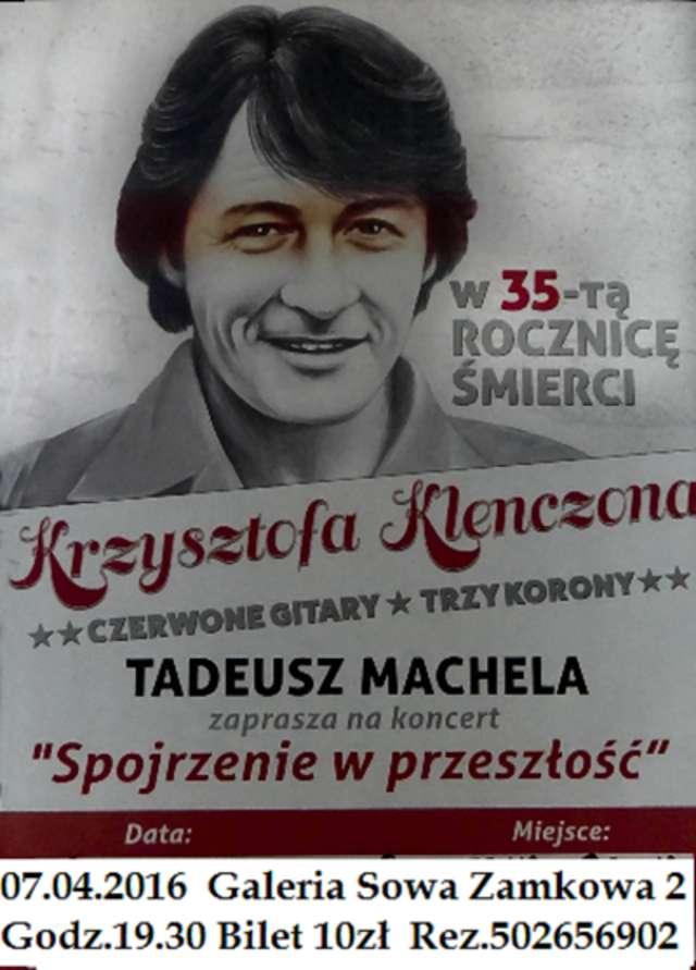 Pamiętajmy o Krzysztofie Klenczonie - full image