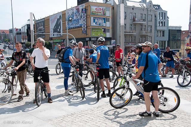 Debata o przyszłości Olsztyna. Miasto rowerów 2020? - full image