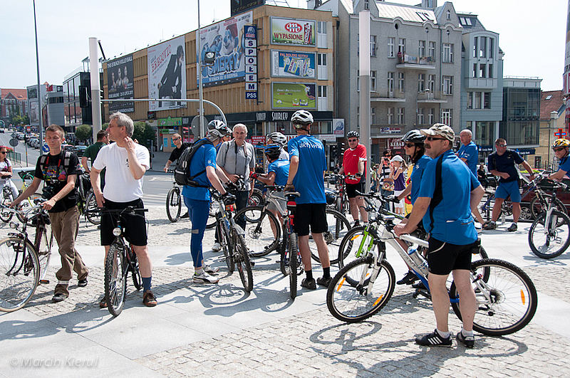 Debata o przyszłości Olsztyna. Miasto rowerów 2020?