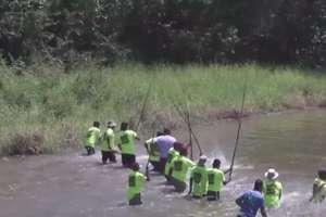 Polowanie na wielkanocnego aligatora. Takie rzeczy tylko na Kostaryce
