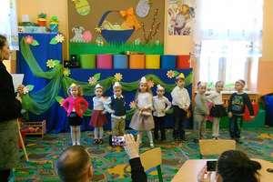 Szalony Dzień Wiosny w szkole w Krawczykach