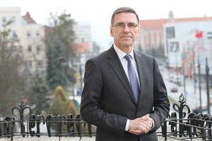 Zadaj pytanie prezydentowi Olsztyna! Piotr Grzymowicz przed kamerą GO TV