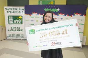 Głosowała na najpopularniejszych sportowców i wygrała 30 tysięcy zł!