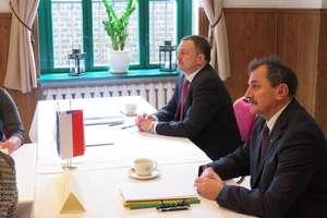 Delegacje oceniły współpracę służb na granicy Polski z Rosją