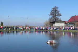 Wiosnę powitali też uczniowie ze szkoły w Tereszewie