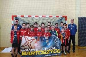 Piłkarze ręczni z MDK Bartoszyce wygrali turniej w Ulan Majorat