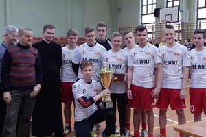 Puchar trafił do św. Leona i Bonifacego w Gołdapi