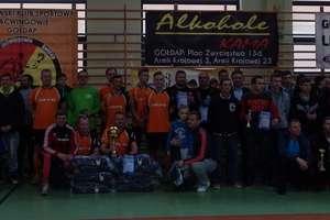 Gołdapska Halowa Liga Piłki Nożnej zakończona
