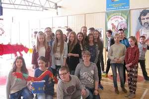 Międzynarodowe Święto Wiosny w Szkole Podstawowej nr 3