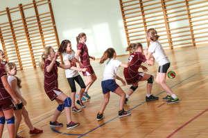 Dziewczęta rozegrają turniej piłki ręcznej